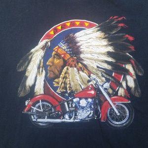 Tops - Biker shirt